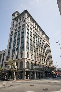 Gwynne Building - Downtown Cincinnati Law Office of Anthony Castelli