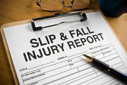 Cincinnati slip and fall lawyer - Anthony Castelli